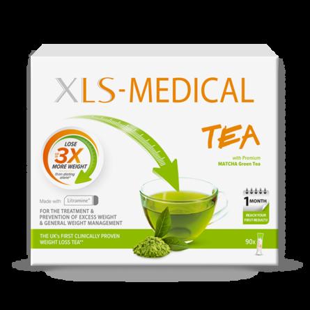 XLS medical - Tea pack