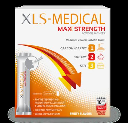 XLS medical Max Strength - sticks