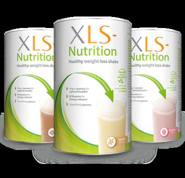 XL-S Nutrition - Packshot