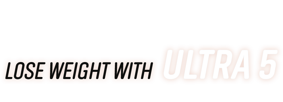 XLS medical UK - Lose mweight with Ultra 5